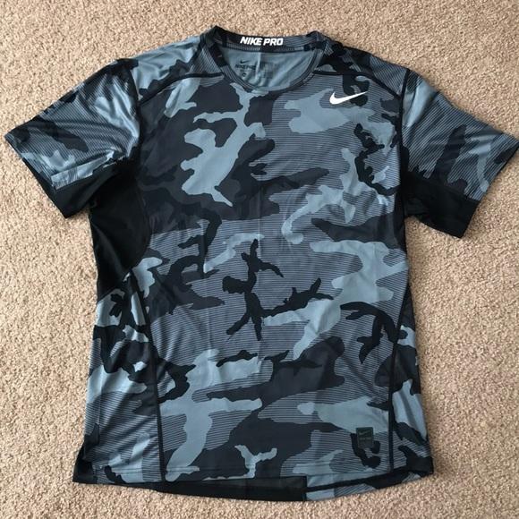272353372 Nike Pro HyperCool Dri-fit shirt. M_5a50ea553800c522b3009479